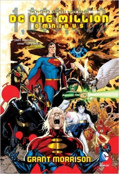 Image for DC Comics One Million Omnibus