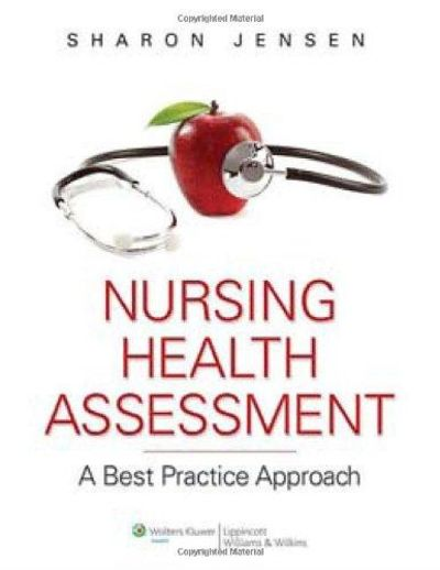 Image for Nursing Health Assessment: A Best Practice Approach