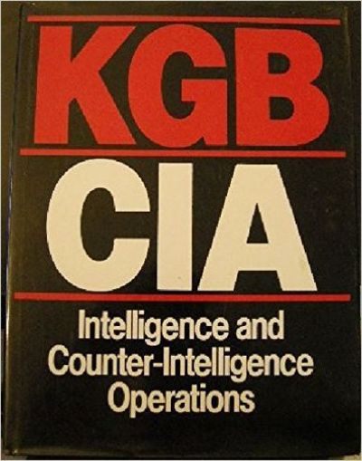 Image for KGB/CIA : Intelligence and Counter-Intelligence Operations