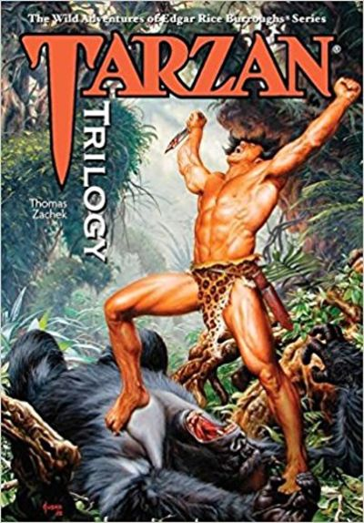 Image for Tarzan Trilogy (SIGNED)
