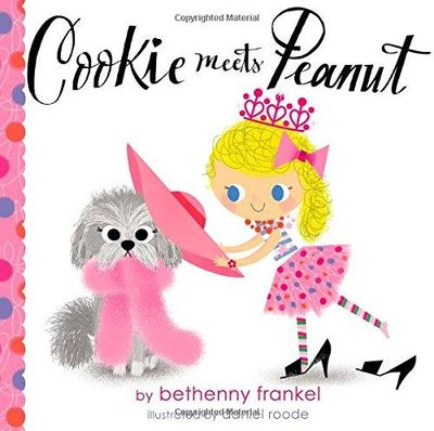 Image for Cookie Meets Peanut (Signed)