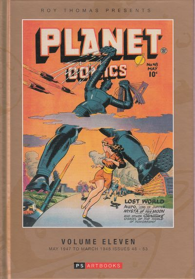 Image for Planet Comics - Volume Eleven - Bookshop Edition