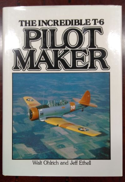 Image for Pilot Maker: The Incredible T-6