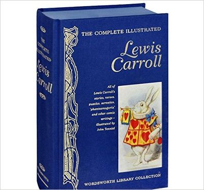 Image for Complete Illustrated Lewis Carroll (Wordsworth Library Collection)
