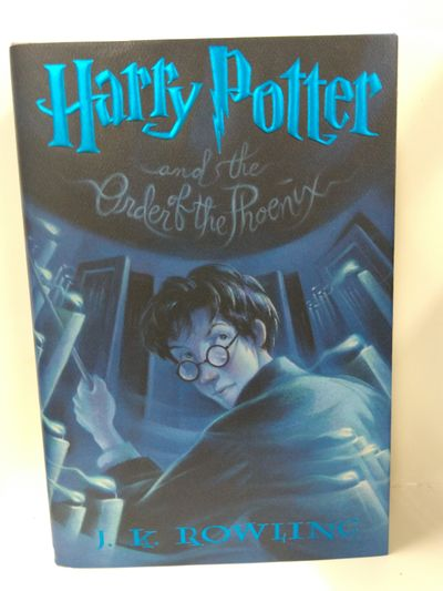Image for Harry Potter and the Order of the Phoenix (Book 5)