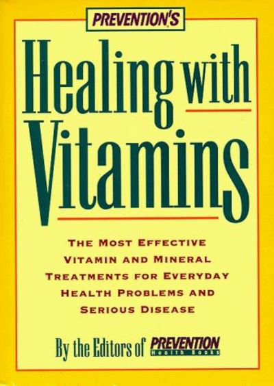 Image for Prevention's Healing With Vitamins