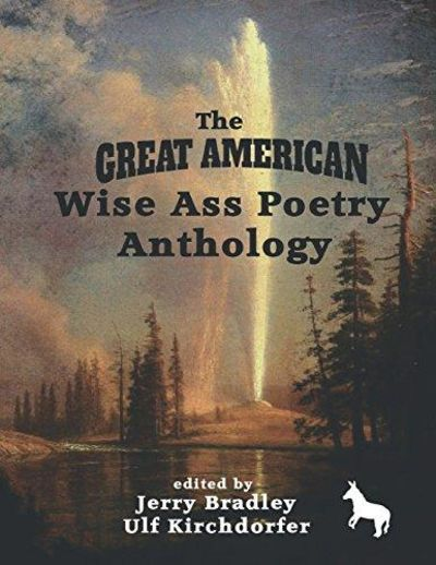 Image for The Great American Wise Ass Poetry Anthology