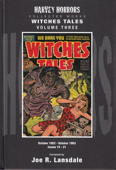 Image for Witches Tales - Volume Three - Slipcase Edition (SIGNED)
