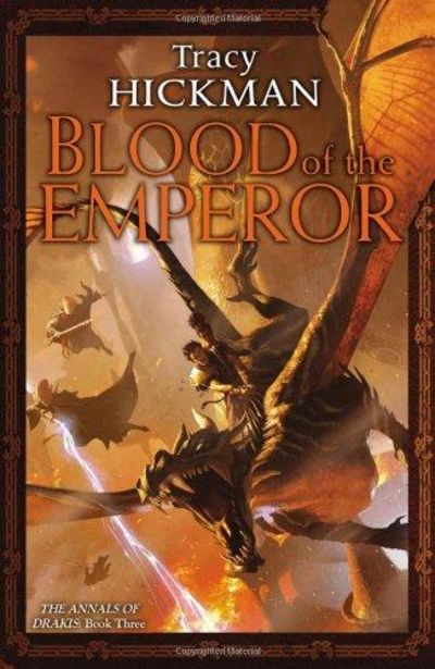 Image for Blood Of The Emperor: The Annals Of Drakis: Book Three