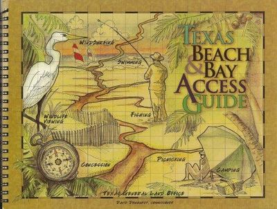 Image for Texas Beach & Bay Access Guide (2nd Edition)