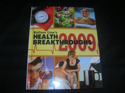 Image for Bottom Line's Health Breakthroughs 2009