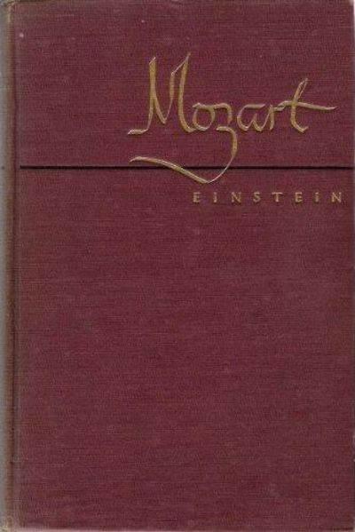 Image for Mozart: His Character, His Work