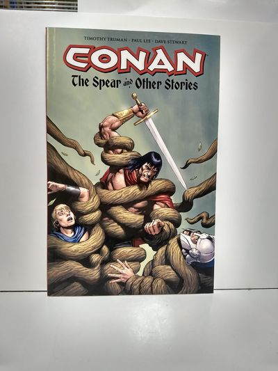 Image for Conan: The Spear And Other Stories (Conan (Dark Horse Unnumbered))
