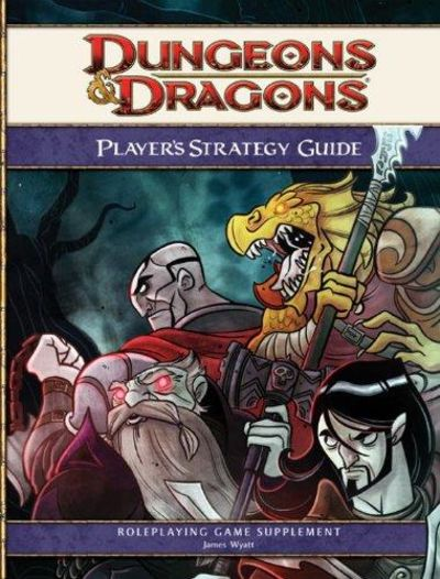 Image for Player's Strategy Guide (Dungeons & Dragons)