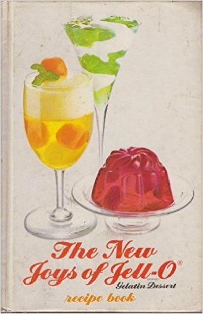 Image for The New Joys of Jell-o Recipe Book