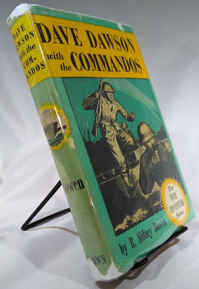 Image for Dave Dawson with the Commandos. The War Adventure Series
