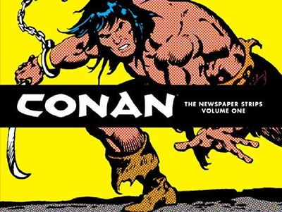 Image for Conan: Newspaper Strips Volume 1