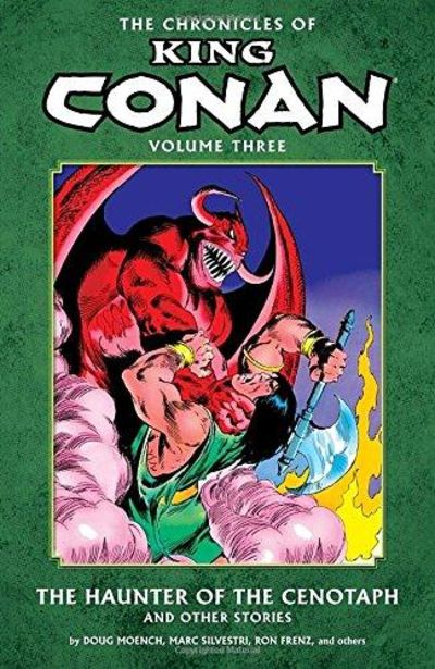 Image for The Chronicles Of King Conan Volume 3: The Haunter Of The Cenotaph And Other Stories (Conan The Barb