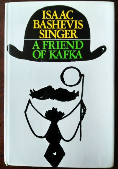Image for A Friend Of Kafka, And Other Stories