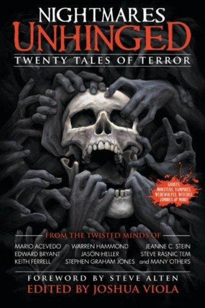 Image for Nightmares Unhinged: Twenty Tales of Terror