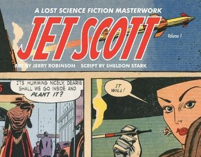 Image for Jet Scott Volume 1