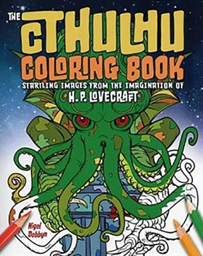 Image for THE CTHULHU COLOURING BOOK
