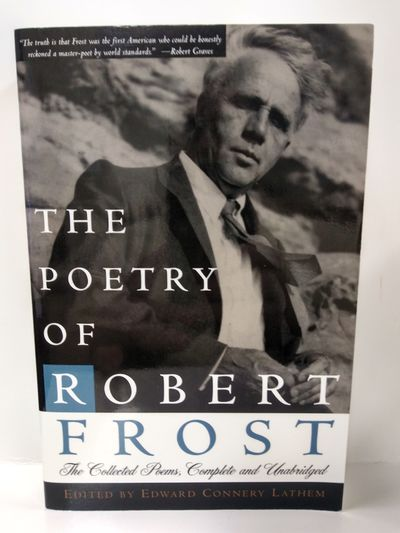 Image for The Poetry Of Robert Frost: The Collected Poems, Complete And Unabridged (Owl Book)