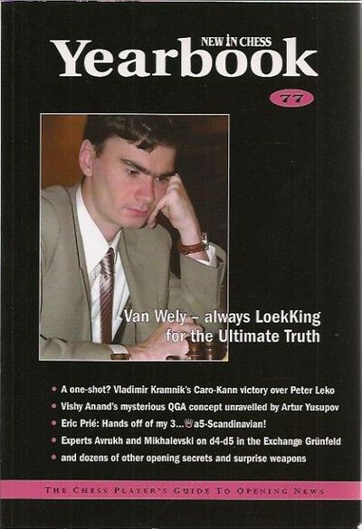 Image for New In Chess Yearbook, 2005-77