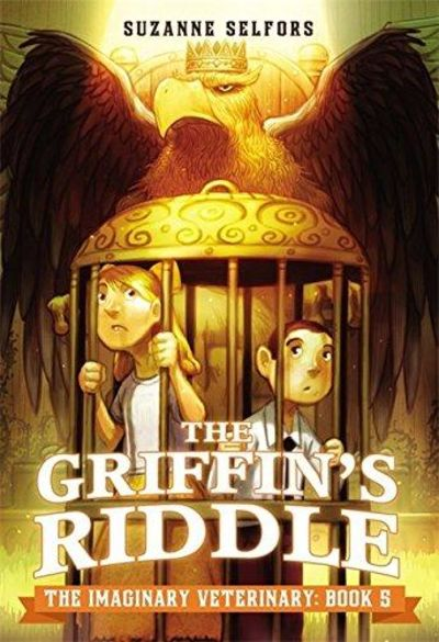 Image for The Griffin's Riddle (The Imaginary Veterinary)