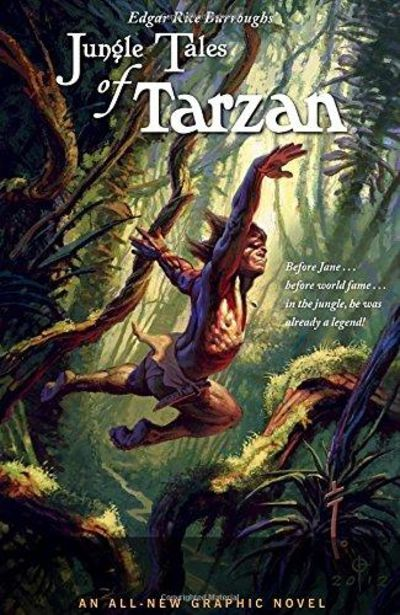 Image for Edgar Rice Burroughs' Jungle Tales of Tarzan
