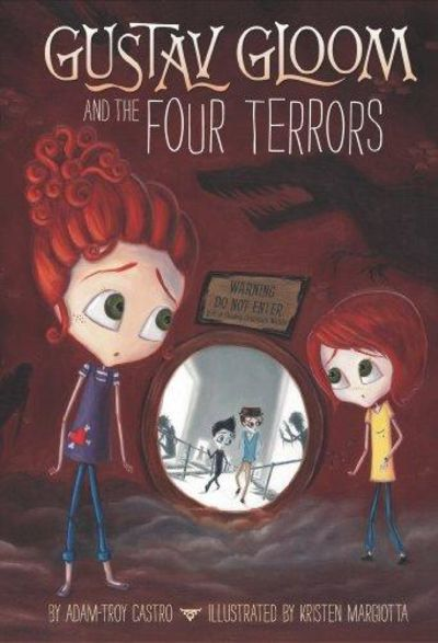 Image for Gustav Gloom and the Four Terrors #3