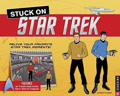 Image for Stuck On Star Trek