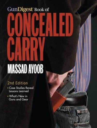 Image for Gun Digest Book of Concealed Carry