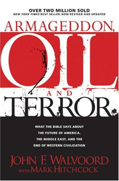 Image for Armageddon, Oil, and Terror