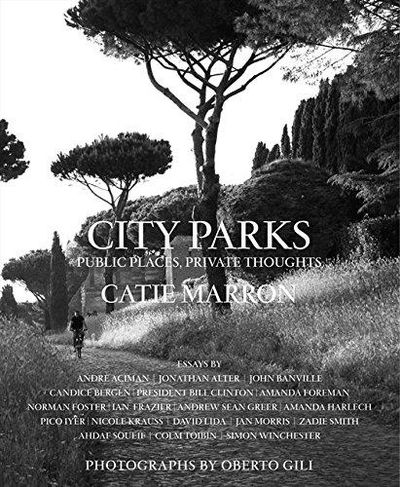 Image for City Parks: Public Places, Private Thoughts