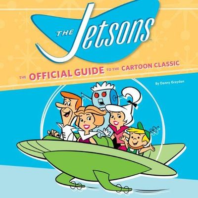 Image for The Jetsons: The Official Guide To The Cartoon Classic