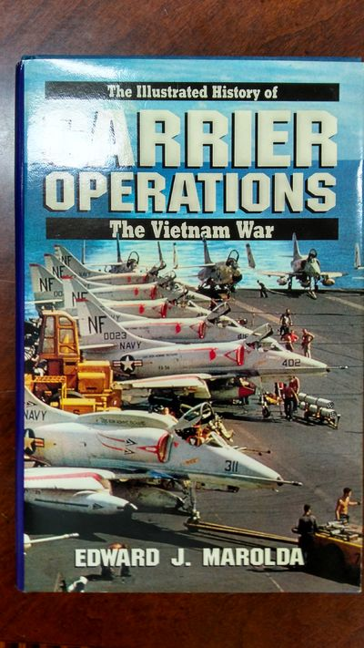 Image for Carrier Operations (Illustrated History Of The Vietnam War, Vol 4)