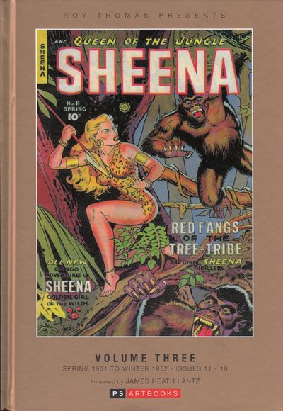 Image for Sheena- Volume Three - Bookshop Edition