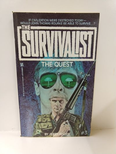 Image for The Quest (Survivalist: # 3)