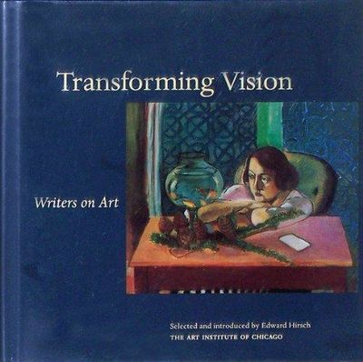 Image for Transforming Vision: Writers On Art