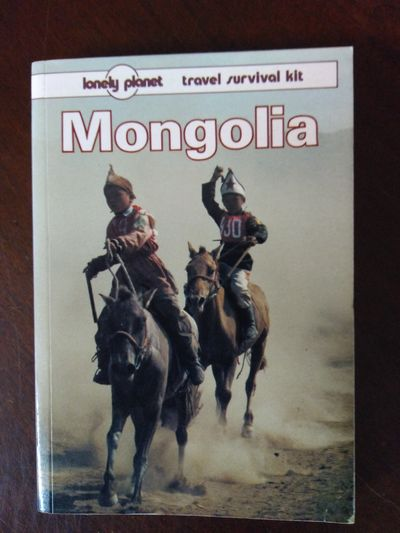 Image for Mongolia: A Travel Survival Kit