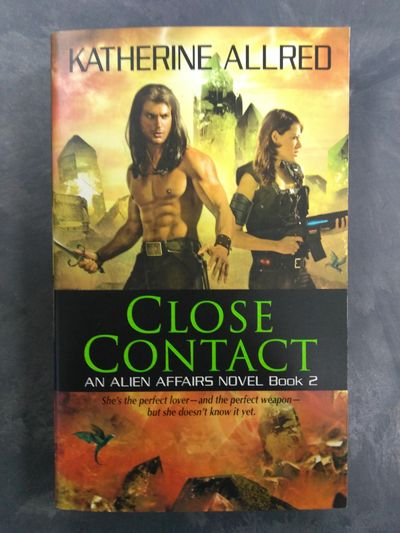 Image for Close Contact  (Alien Affairs)