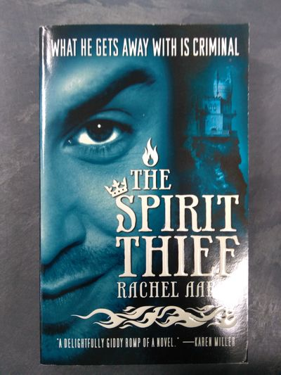 Image for The Spirit Thief