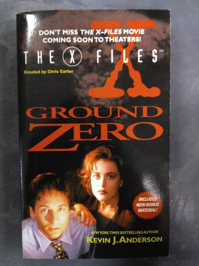 Image for Ground Zero:  The X Files