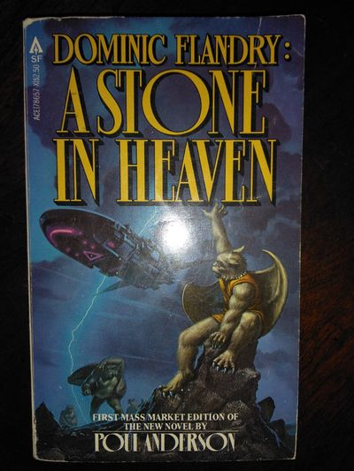 Image for A Stone in Heaven (Dominic Flandry)