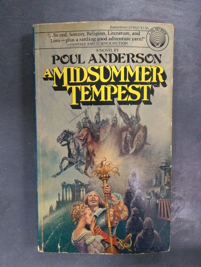 Image for A Midsummer Tempest