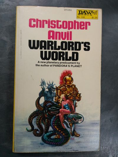 Image for Warlord's World