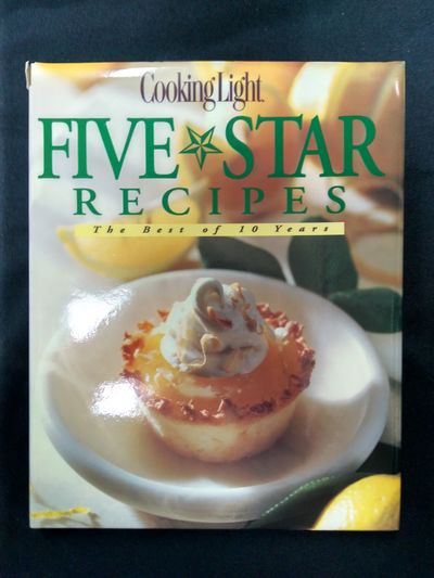 Image for Cooking Light Five Star Recipes: the Best of 10 Years