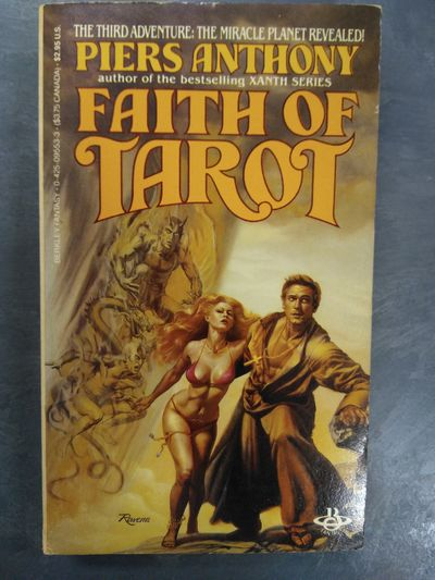 Image for Faith of Tarot