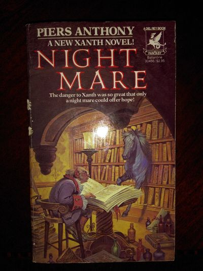 Image for Night Mare  (The Magic of Xanth, No. 6)